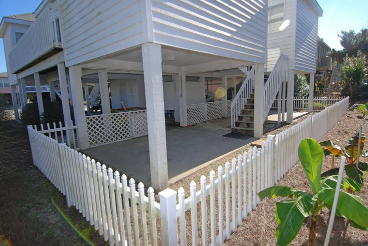 Surf Shack - House | 5th-9th Row Sunset Beach Vacation Rentals