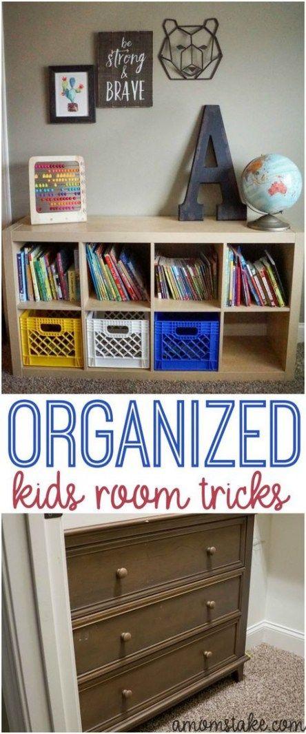 Organisation de la chambre des enfants Maison de bricolage 39+ idées