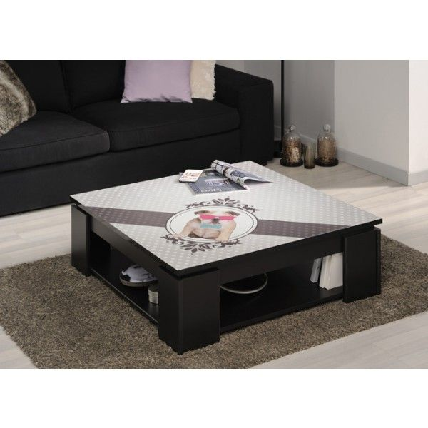 Parisot Quadri Coffee Table - Dog