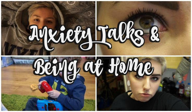 Anxiety Talks & Being at Home |CharldeeVlogs