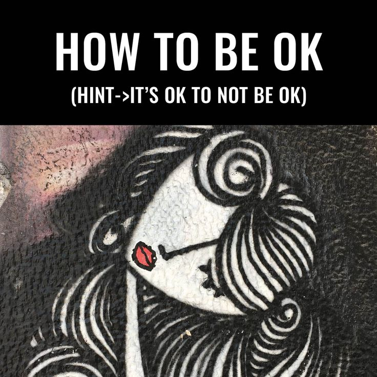 Find out the 1 thing I do when I'm not ok. Being truly happy doesn't require that we're happy all the time, but it does require that we're honest and authentic.