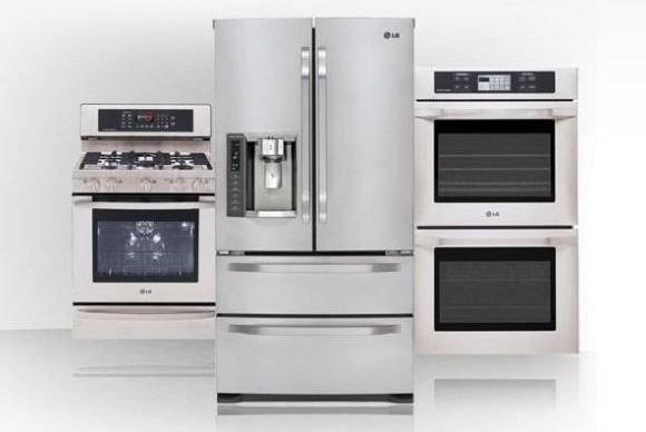 High tech homes fridges on facebook and smart security for High tech kitchen appliances