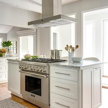 Kitchen Island Hoods best 20+ kitchen island with stove ideas on pinterest | island