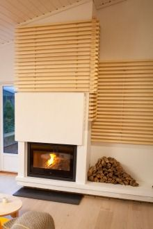 Updated fire place | Oscar Narud | Tid for hjem TV2
