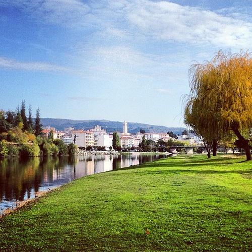 Mirandela city