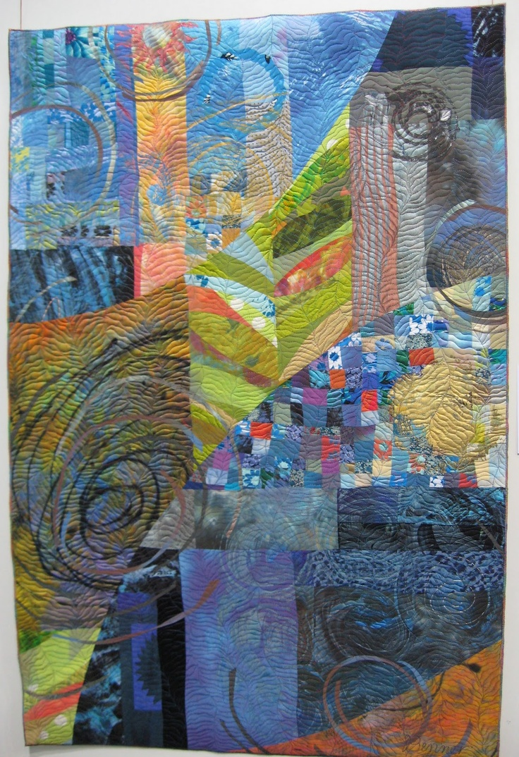 best quilts  art contemporary nonrepresentational images  - find this pin and more on quilts  art contemporary nonrepresentationalby sharonlyman