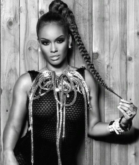 Top ponytail braid