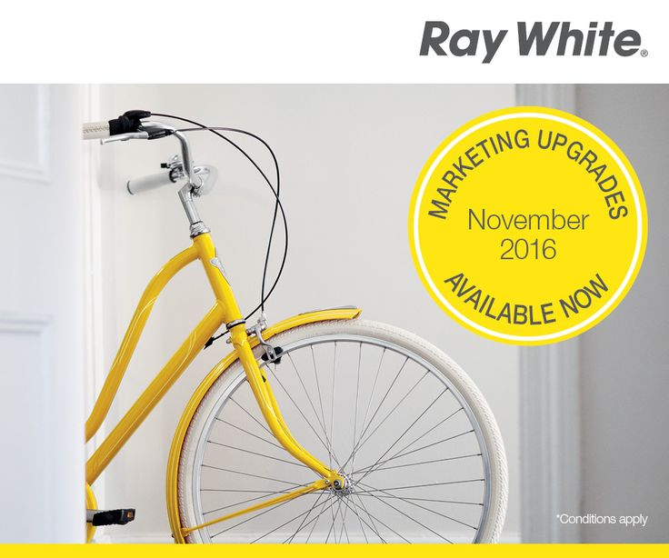 Selling a property is a beautiful ride with Ray White.  Free marketing upgrades in November.  Conditions apply.  Find the contact details for your nearest branch: http://aucklandcityrealty.co.nz/  #RayWhite #RayWhiteNZ #Upgrade