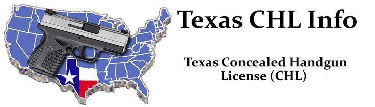 Concealed Handgun Licensing