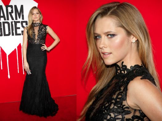 Get Teresa Palmer's Movie Premiere Look for Less | College Gloss