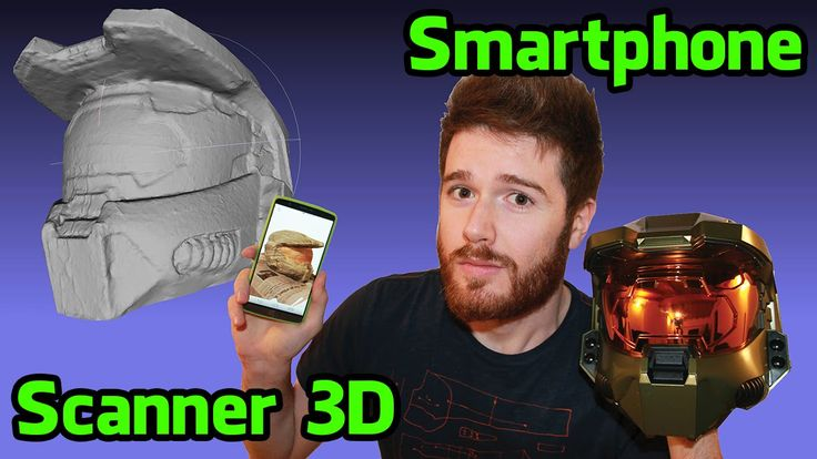 Come trasformare Smartphone in Scanner 3D | Autodesk 123D Catch