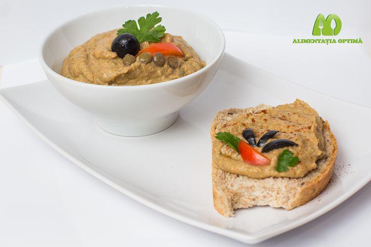 Pate de linte verde, cea mai delicioasă rețetă » Alimentația Optimă