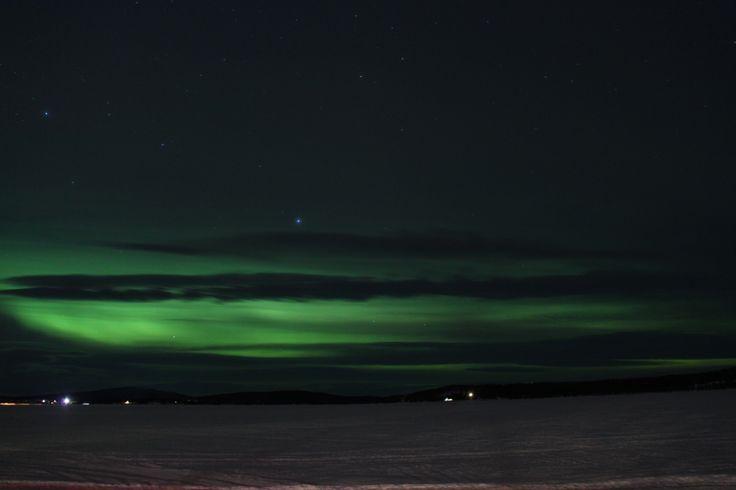 Aurora Boreale - Northern Lights (Giorgia Cossa, Kiruna)
