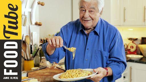 Real Spaghetti Carbonara | Antonio Carluccio Video on Yummly