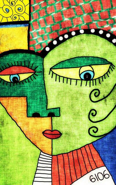 Picasso ish