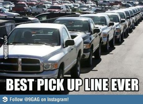 Best pick up line ever