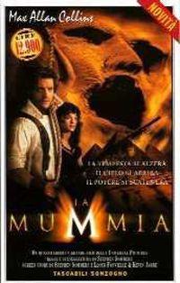 La mummia - Max Allan Collins http://dld.bz/d8wnq  #mummia #fantasy #egitto #imhotep