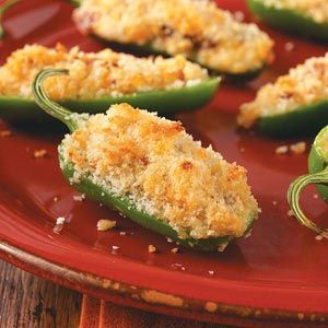 Bacon Cheese Poppers Recipe