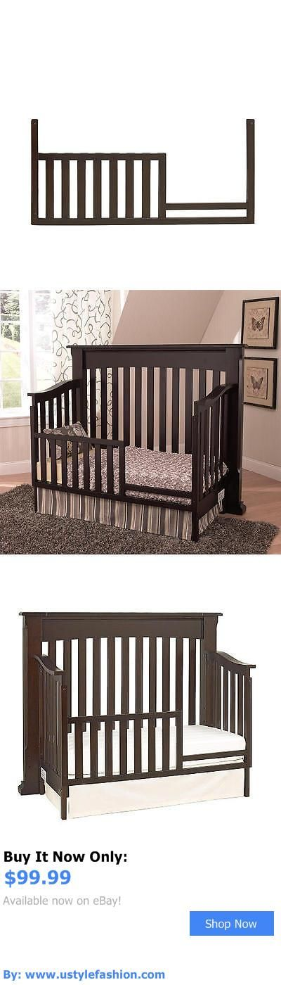 Nursery Furniture Sets: Baby Cache Tahoe Toddler Guard Rail - Espresso BUY IT NOW ONLY: $99.99 #ustylefashionNurseryFurnitureSets OR #ustylefashion