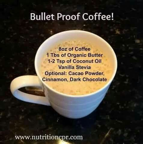 how to make bullut.proof.coffee