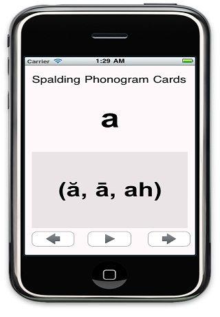 Spalding Phonograms - iAppFind