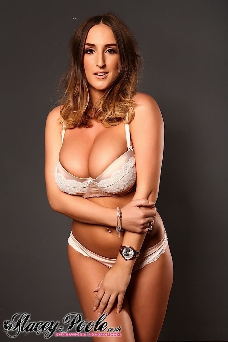 stacey poole stripping off for the day job