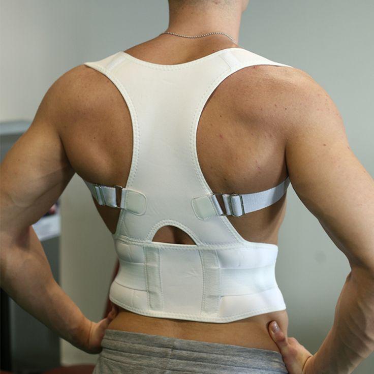 Therapy Posture Corrector Brace Shoulder Back Support Belt for Men Women Braces & Supports Belt Shoulder Posture Corrector