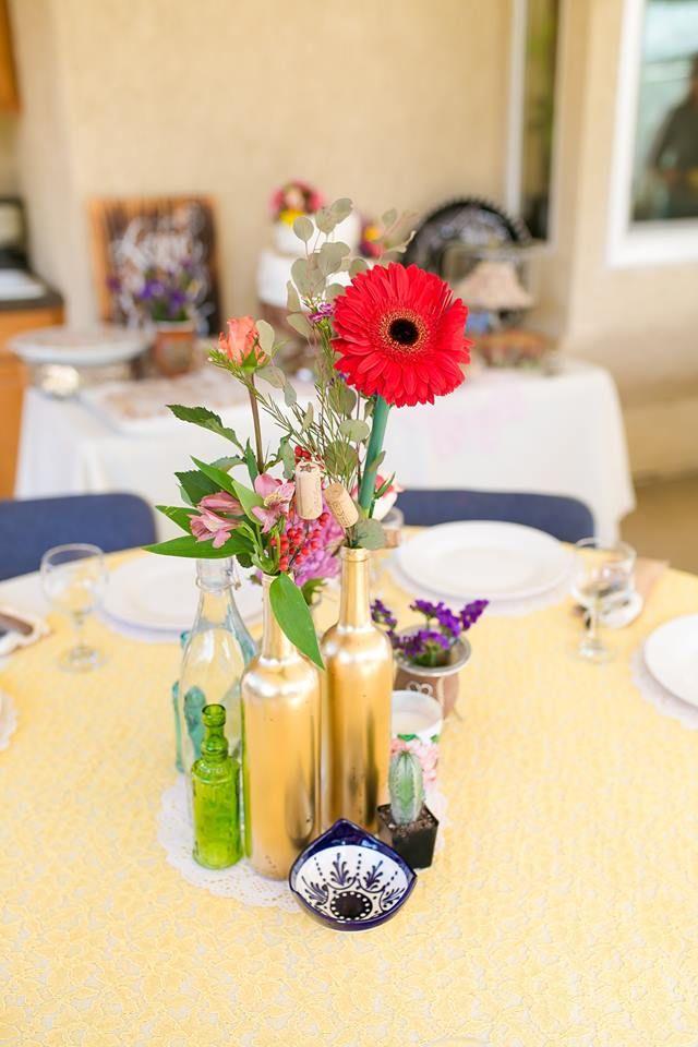 Bridal Shower Invitations Fiesta
