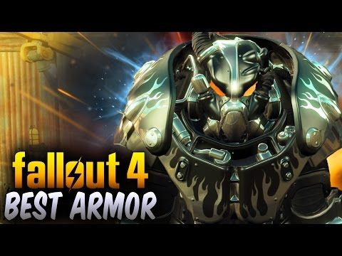 Fallout 4 Best Armor - TOP 8 Best & Most Powerful Power Armor Locations (Fallout 4 X-01 Power Armor) - YouTube