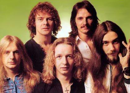 Vintage Judas Priest with a Rob Halford that had hair.