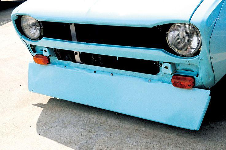 当時モノにこだわる青い流星「'71年式チェリーX1-L」 | 人生を楽しくするクルマ遊びさいと くるびー