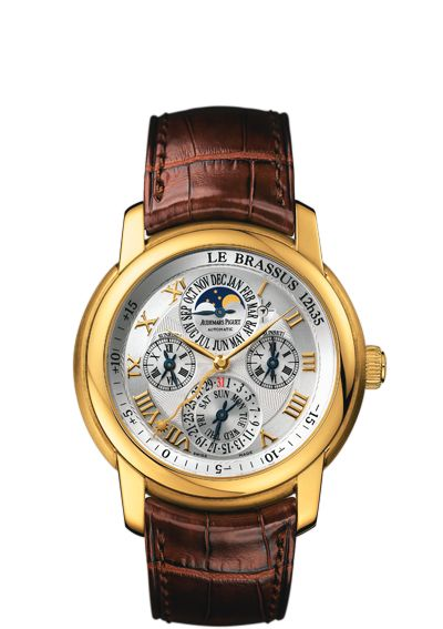 Jules Audemars Equation of time, Watch Reference 26003BA.OO.D088CR.01
