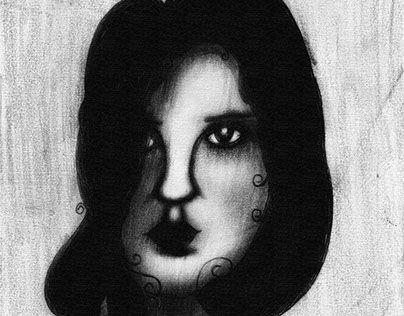 """Check out new work on my @Behance portfolio: """"Retrato de Carolaine"""" http://be.net/gallery/61074679/Retrato-de-Carolaine"""