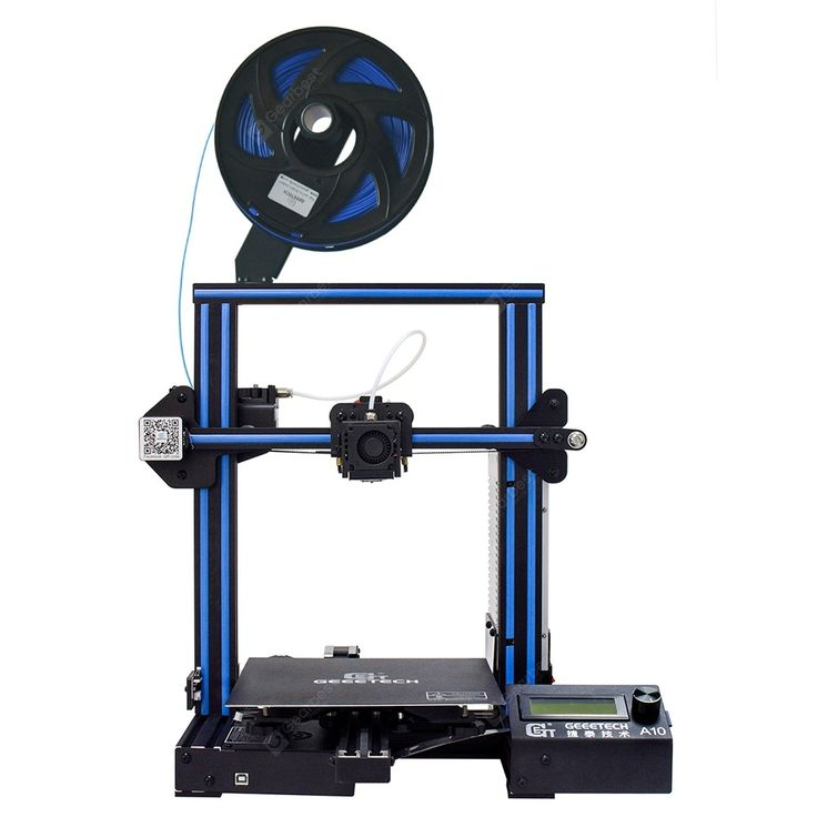Geeetech A10 Upgraded 3D Printer Sale, Price & Reviews