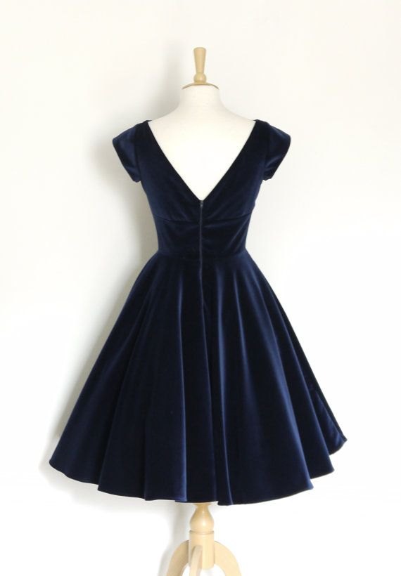 1000  ideas about Midnight Blue Dresses on Pinterest - Navy suits ...