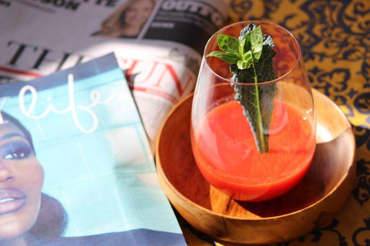 #RecipeReDux: Turmeric Tomato Tonic – by Emma Stirling APD