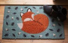 REX International Dörrmatta med Rusty the Fox