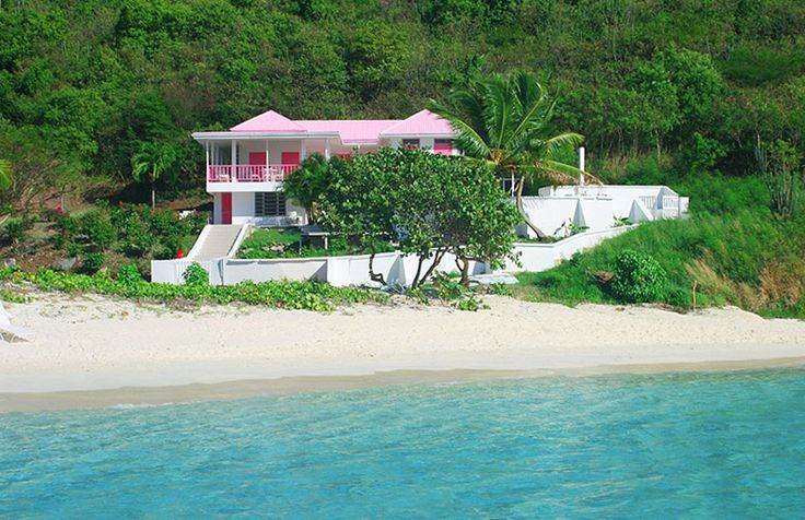 Lifestyle Beach Jost House Villas Pink Houses House Exteriors Beach