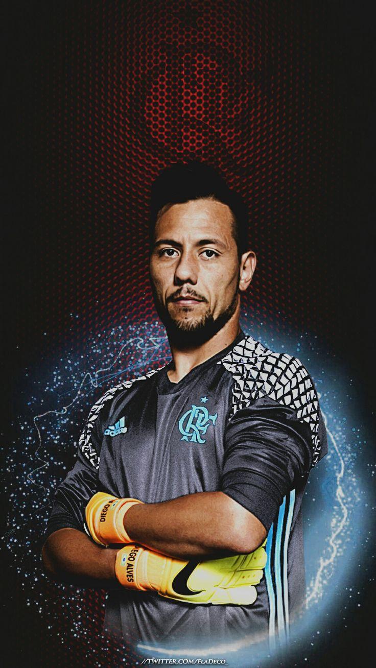 PQP, é o melhor goleiro do Brasil. #Issoaquieflamengo #Flamengo #DiegoAlves