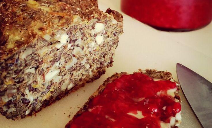 Prøv lavkarbobrød som inneholder nesten 15g protein per 100g.