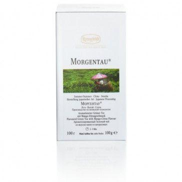 Ronnefeldt Morgentau® Tee (100g). (Zum Shop: http://www.hotel4home.com/marken/ronnefeldt/ronnefeldt-morgentau-100g.html)