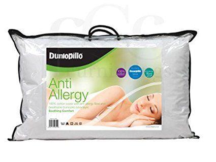 Dunlopillo Anti Allergy Breathable Latex Pillow