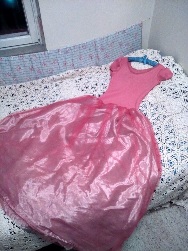 Naamiaisten Princess Peach -mekko