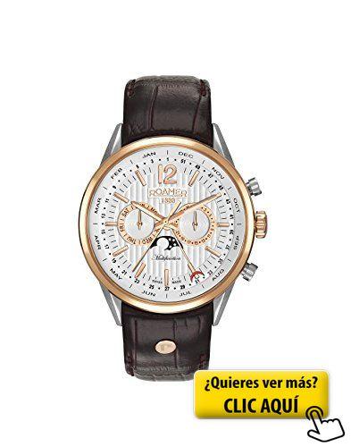 Roamer–Reloj con mecanismo de cuarzo para... #reloj #hombre