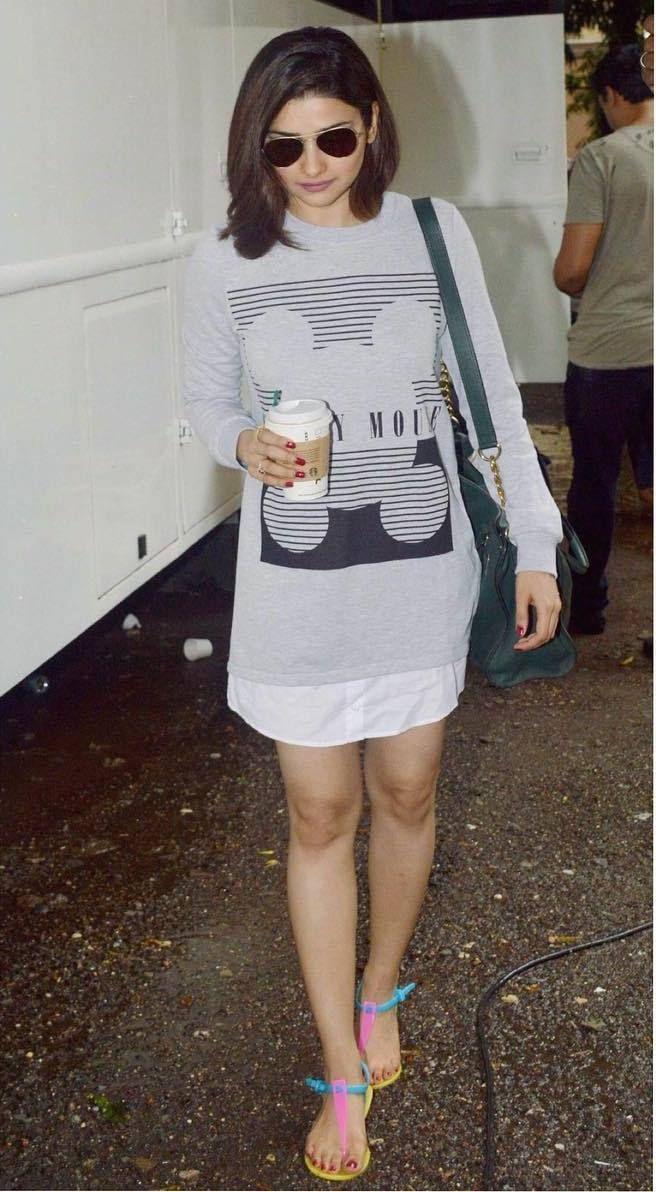 Image result for prachi desai short haircut