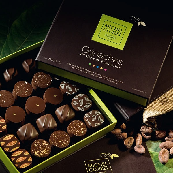 Michel Cluizel Selection Chocolate