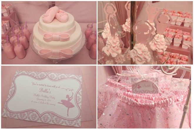 more of the beautiful ballerina birthday party