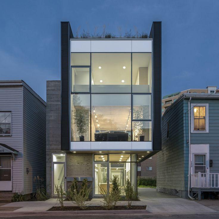 Casa Vida_Trabajo_Cultivo (Halifax, Canadá)