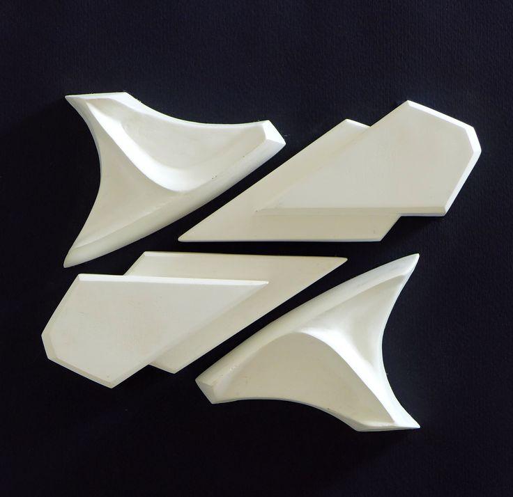 Tvarová štúdia - epoxidový laminát