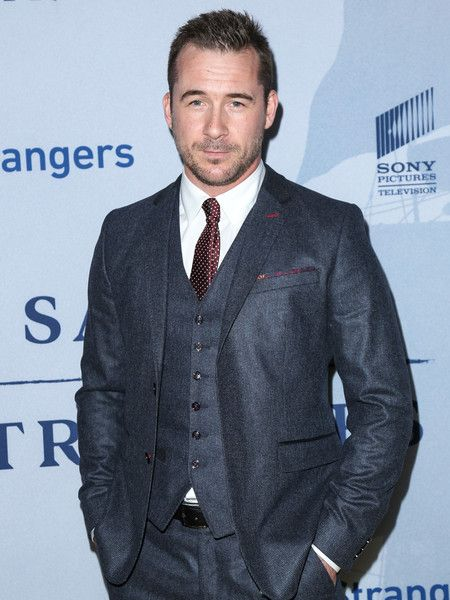 Barry Sloane Photos - Celebrities Attend the Premiere of 'Saints and Strangers' - Zimbio
